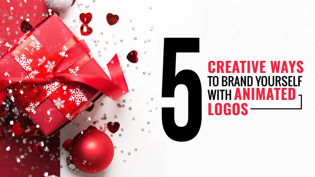 Animated Logos for Christmas